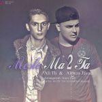 کاور آهنگ Ali Th - Mesle Ma 2 Ta  (Ft Alireza Javadi)