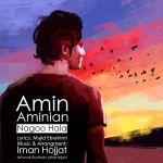 کاور آهنگ Amin Aminian - Nagoo Hala