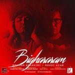 کاور آهنگ Meysam Ebrahimi - Bighararam (Ft. Mehdi Azar)
