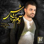 کاور آهنگ Amir Ansari - Adame Khobi Bash