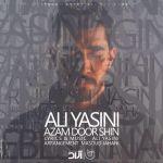 کاور آهنگ Ali Yasini - Azam Door Shin