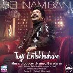 کاور آهنگ Behnam Bani - Toyi Entekhabam
