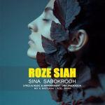 کاور آهنگ Sina Sabokrooh - Roze Siah