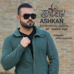 کاور آهنگ Ashkan - Zendegi