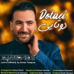 کاور آهنگ Arman Talepour - Dotaei