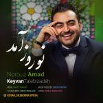 کاور آهنگ Keyvan Talebizadeh - Norouz Amad