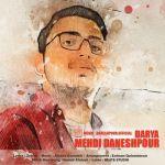 کاور آهنگ Mehdi Daneshpour - Darya