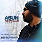 کاور آهنگ Ashkan Salim - Asun