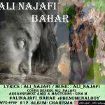 کاور آهنگ Ali Najafi - Bahar