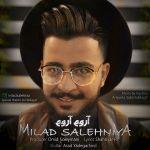 کاور آهنگ Milad Salehniya - Aroum Aroum