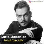 کاور آهنگ Saeid Shabanian - Emsal Che Salie