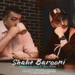 کاور آهنگ Ahmad Iran Doost Ft Nima Shams - Shabe Barooni