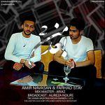 کاور آهنگ Amir Navasan & Farshad Stay - Bade Man 2