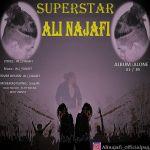 کاور آهنگ Ali Najafi - Super Star