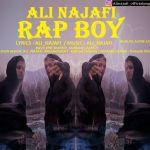 کاور آهنگ Ali Najafi - Rap Boy