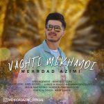 کاور آهنگ Mehrdad Azimi - Vaghti Mikhandi