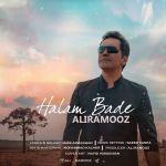 کاور آهنگ Ali Ramooz - Halam Bade