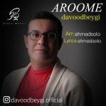 کاور آهنگ Davood Beygi - Aroome