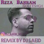 کاور آهنگ Reza Bahram - Gole Eshgh (Remix)