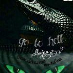 کاور آهنگ Iman ALBAINN - Go To Hell