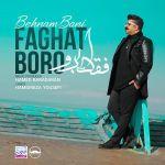 کاور آهنگ Behnam Bani - Faghat Boro