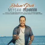 کاور آهنگ Meysam Mohanna - Delam Gireh