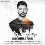 کاور آهنگ Mohammad Amin - Koja Rafti