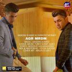 کاور آهنگ Barzan Ehmad FT Fariborz Moradi - Agr Mrdm