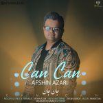 کاور آهنگ Afshin Azari - Can Can