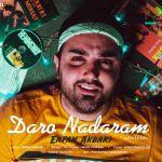کاور آهنگ Erfan Akbari - Daro Nadaram