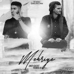 کاور آهنگ Amir Kayout & Pourya Fc - Mehriye