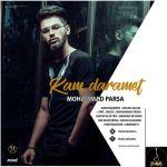 کاور آهنگ Mohammad Parsa - Kam Daramet