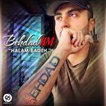 کاور آهنگ Behdad Km - Halam Badeh