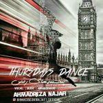 کاور آهنگ Ahmadreza Najafi - Thursdays Dance