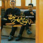 کاور آهنگ Amir Karbalaei Ft Morteza Khorami - Banooye Mehraboon
