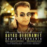 کاور آهنگ Hamid Pirooznia - Bayad Bebinamet