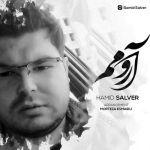 کاور آهنگ Hamid Salver - Aroomam