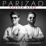 کاور آهنگ Rashen Band - Parizad