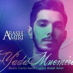 کاور آهنگ Arash Amiri - Yadam Nemire