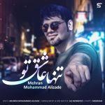 کاور آهنگ Mehran MohammadAlizadeh - Tanha Asheghe To
