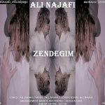 کاور آهنگ Ali Najafi - Zendegim