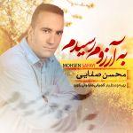 کاور آهنگ Mohsen Safaei - Be Arezoom Residam