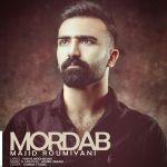 کاور آهنگ Majid Roumiyani - Mordab