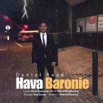 کاور آهنگ Danial Raad - Hava Baroonie