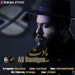 کاور آهنگ Ali Damigoo - Yadet
