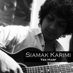 کاور آهنگ Siamak Karimi - Yek Harf