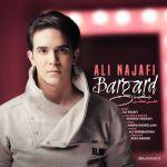 کاور آهنگ Ali Najafi - Bargard