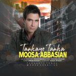 کاور آهنگ Moosa Abbasian - Tanhaye Tanha