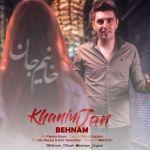 کاور آهنگ Behnam - Khanim Jan