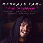 کاور آهنگ Mehraad Jam - Gole Shaghayegh